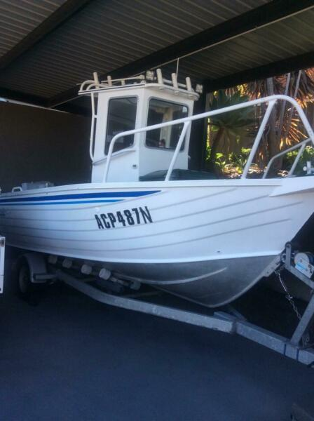 Wanted: harley swap for boat