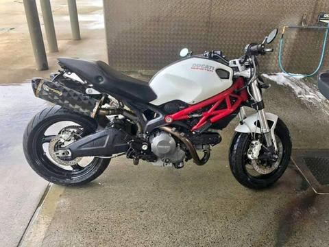 2011 Ducati Monster 659 ABS - LAMS Approved