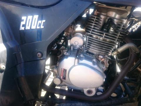 Atomik Quad Bike 200cc