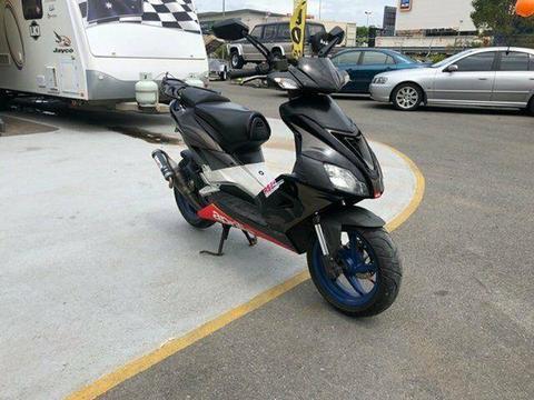 2006 Aprilia SR50 R Factory 50cc + 50cc
