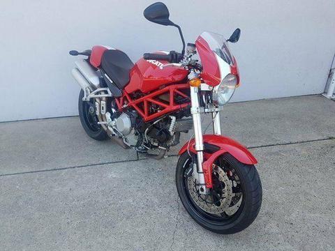 2007 Ducati Monster S2R 1000 1000CC 992cc