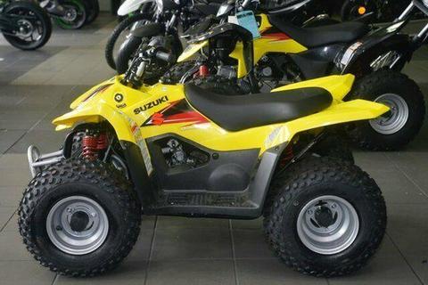 2018 Suzuki QUADSPORT Z50 (LT-Z50) All Terrain Vehicle 49cc