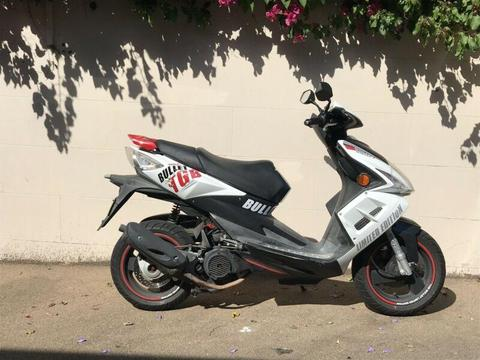 Scooter Bike Moped TGB Bullet 150cc Limited Edition
