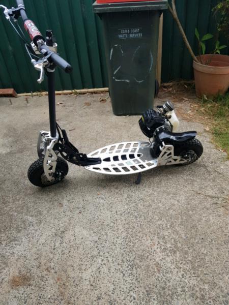 49cc petrol evo scooter
