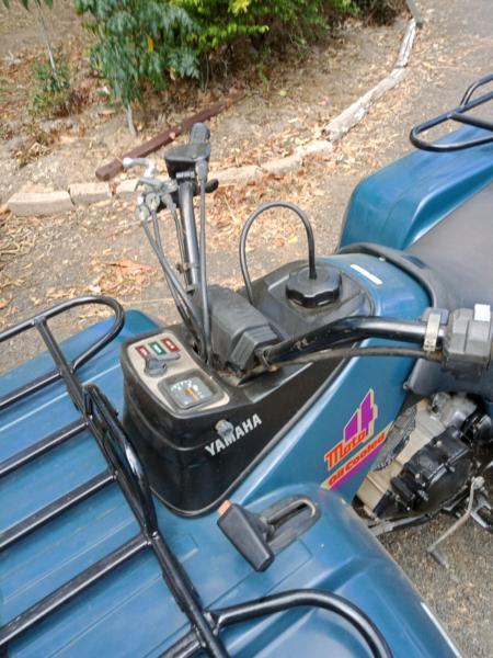 Moto 350 Yamaha
