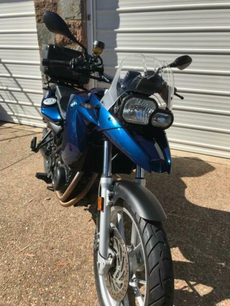 Bmw F650gs Panniers Brick7 Motorcycle