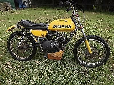 1971 Yamaha JT1 80cc