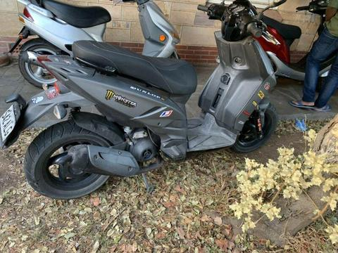 Scooter 50cc for sale