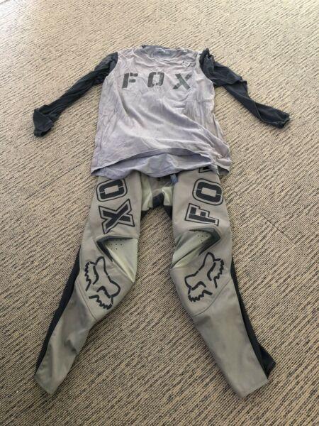 Fox Motocross Gear