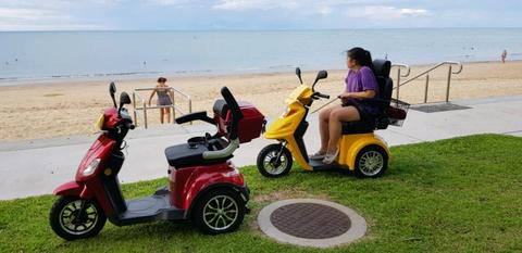 Affordable Mobility Tricycles fun safe low cost Scooters