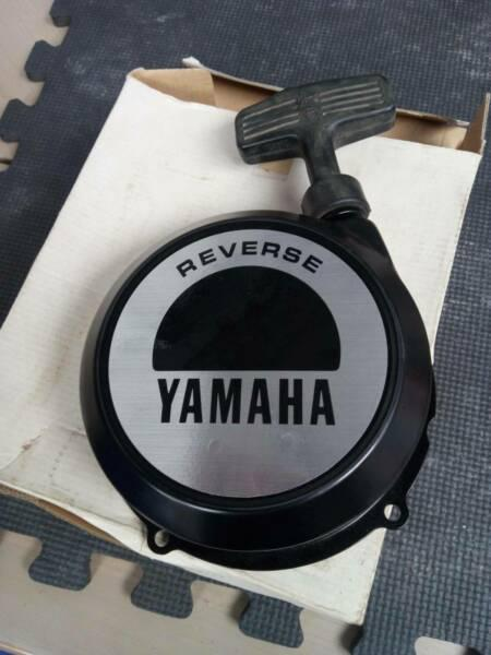 Yamaha YFM350 YFM400 quad bike pull starter mechanism