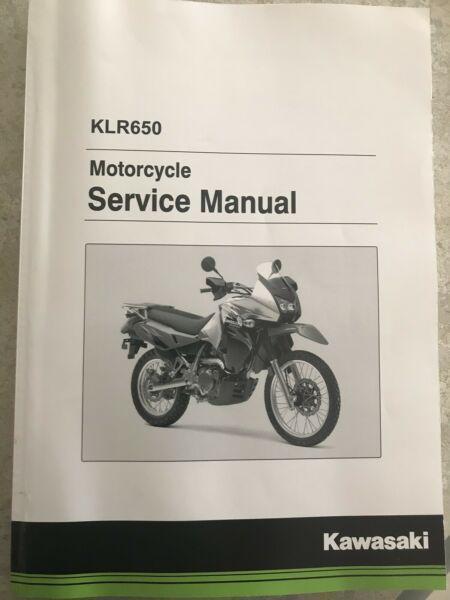 Kawasaki Klr 650 Service Manual