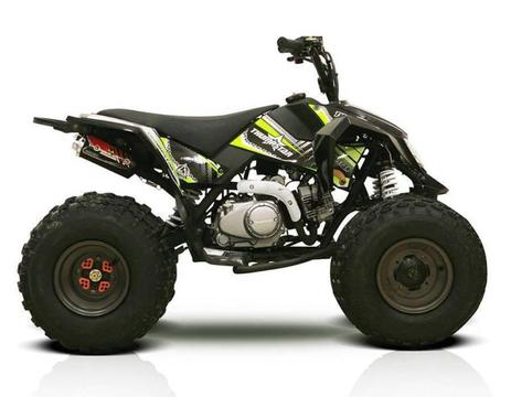 THUMPSTAR ATV 125cc | QUAD BIKE | ALL TERRAIN | 4 WHEELER