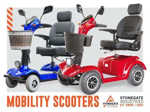 Mobility Scooters For Sale Brisbane | Great All Purpose Scooter