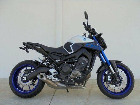 2016 Yamaha MT-09A (abs) 850CC Sports 847cc