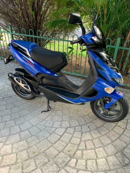 Aprilia SR50 Scooter