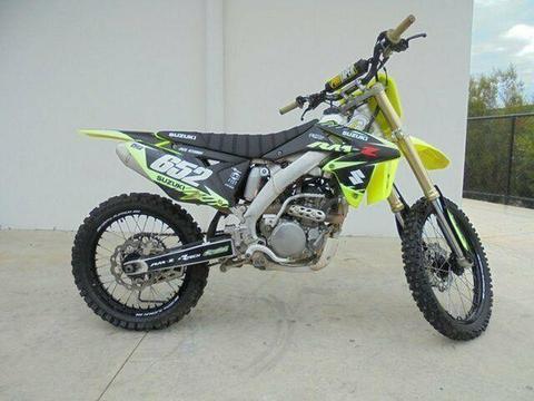 2012 Suzuki RM-Z250 250CC Motocross 249cc