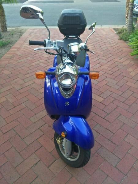 Yamaha Vino 125cc 2007 Scooter