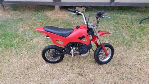 50cc Mini dirt bike