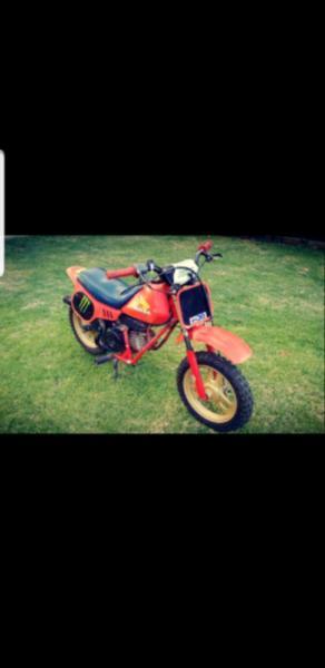 Old school Honda 50