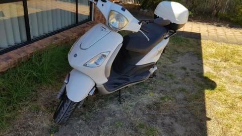 Piaggio Fly 150 2012