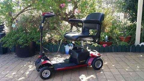 GoGo Elite Traveller.. Pride Mobility Australia