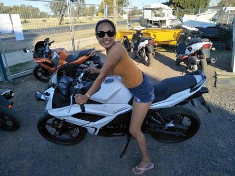 cfmoto 150-2c V-Night Motor Cycle Yamah Honda kawasaki suzuki