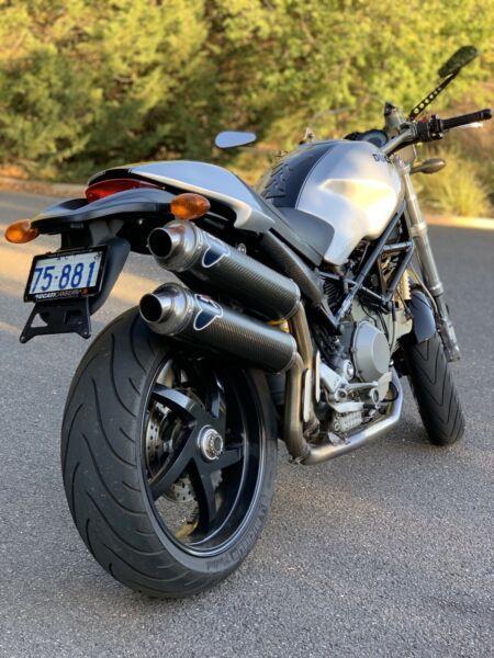 Ducati S2R-1000 monster 2006