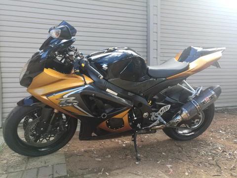 Suzuki GSXR 1000 k8