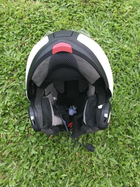 BMW Motor Bike Helmet