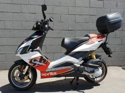 Aprilia SR50R 50cc