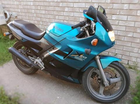 Suzuki Across GSX250FM 1996
