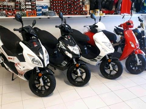 50cc Scooters Adelaide, ZOOT, From $1950 new