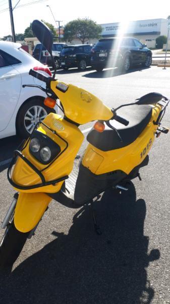 50 cc Scooter - TGB 101S