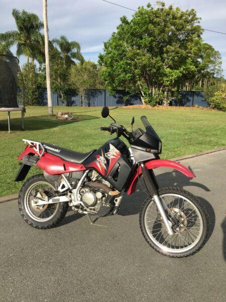 Kawasaki Klr 650 - Brick7 Motorcycle
