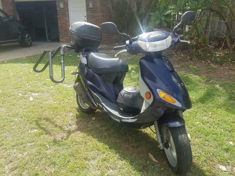 Scooter kymco for parts