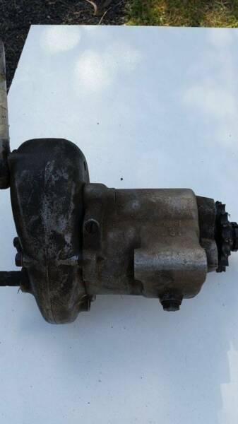 AJS/Matchless Gear Box