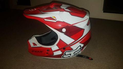 Motorcycle Helmet for 13 yr old