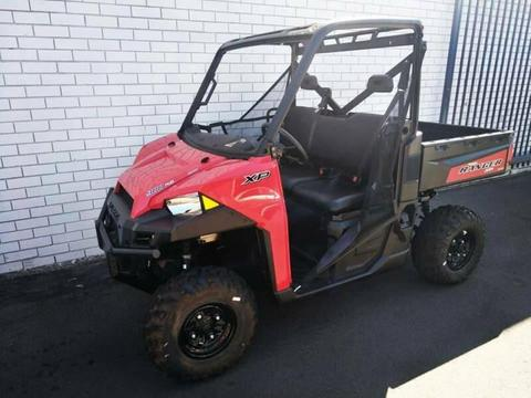 New Polaris Ranger 900 XP EPS HD. ONLY 1 AT THIS PRICE