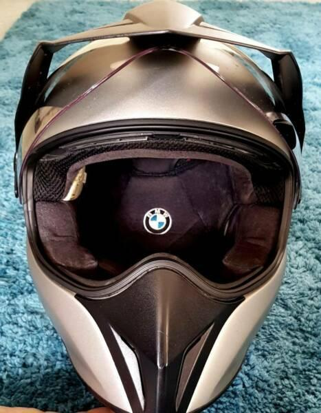 BMW Adventure Motorbike Helmet