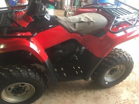 Can am Outlander 400 4x4 ATV
