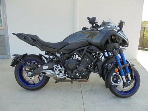 2019 Yamaha Niken (mxt850) 850CC 847cc