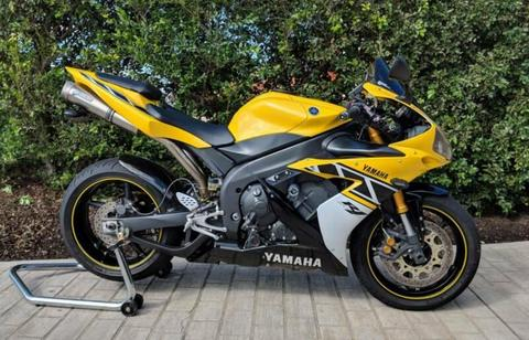 2006 Yamaha R1 50th Anniversary Edition