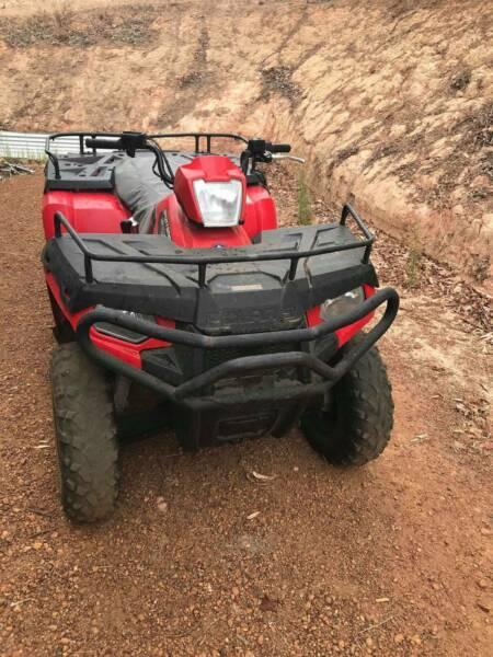 Polaris Sportsman 500 Quad Bike