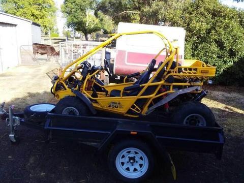 600cc buggy