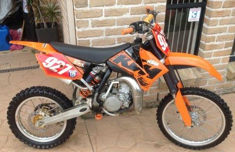 KTM 85cc SX