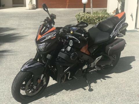 Suzuki B King - Brick7 Motorcycle