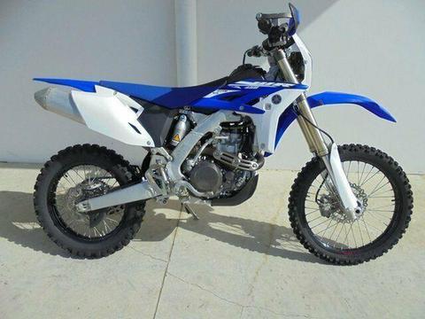 2014 Yamaha WR450F 450CC Enduro 449cc