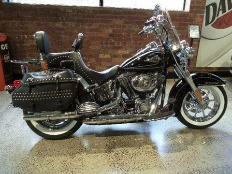 2009 Harley-Davidson HERITAGE SOFTAIL CLASSIC 1584 (FLST Road Bike 1584cc
