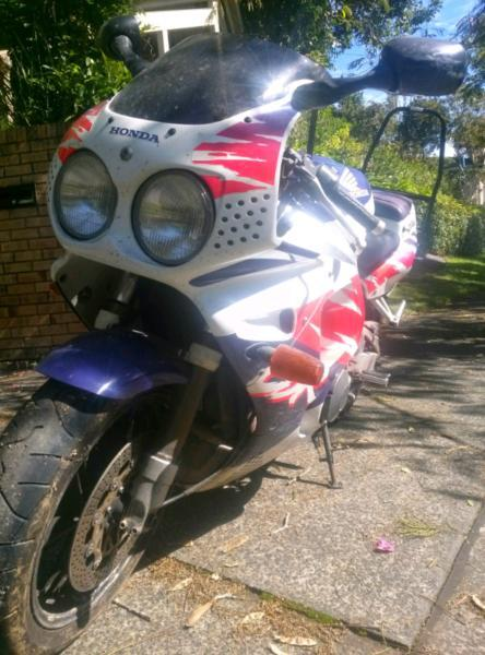 Original 1st generation Honda CBR900RR for sale